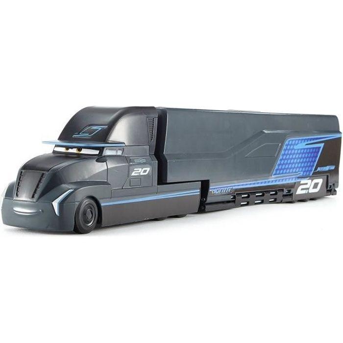 Cars 3-Camion d/'entrainement Jackson Storm