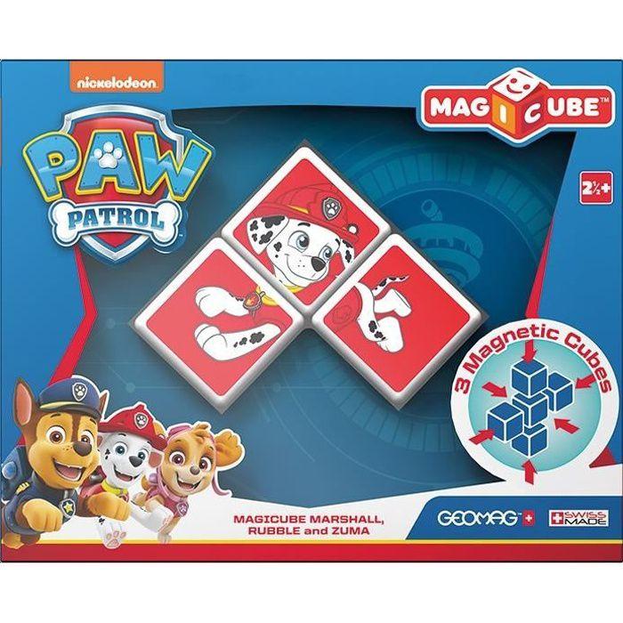 ASSEMBLAGE CONSTRUCTION Magicube - Pat' Patrouille Personnages (3 Cubes) -