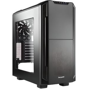 BOITIER PC  Be Quiet! Silent Base 600 Noir Window