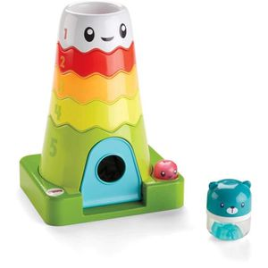 NURSERIE FISHER-PRICE - La Pyramide Magique Musicale