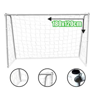 488b8930bf8886 MINI-CAGE DE FOOTBALL BUMBER Cage de Foot Deluxe L - 180 x 120 x