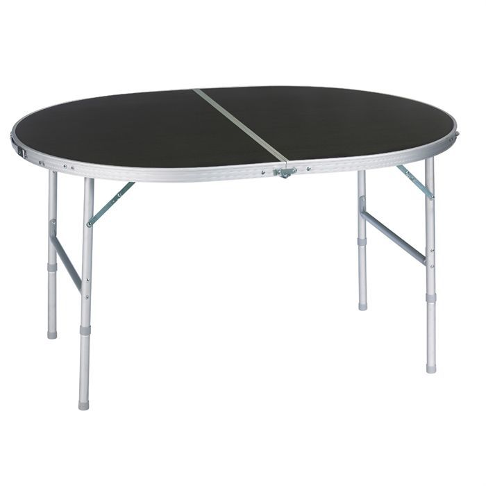 Trigano Table De Camping Valise Ovale Prix Pas Cher Cdiscount