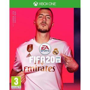 JEU XBOX ONE FIFA 20 Jeu Xbox One
