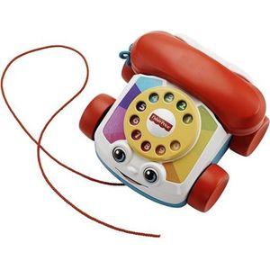 TÉLÉPHONE JOUET FISHER-PRICE - Le Téléphone Animé - Jouet d'Éveil