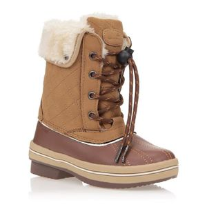 APRES SKI - SNOWBOOT WANABEE Chaussures d'hiver Canada WP - Enfant fill