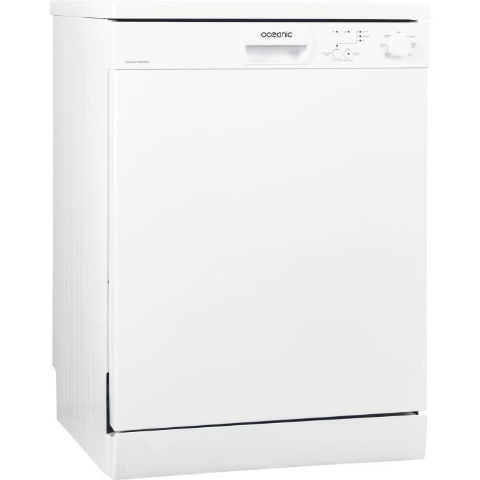LAVE-VAISSELLE OCEANIC OCEALV1249WDD - Lave vaisselle posable - 1