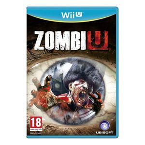 JEU WII U ZombiU Jeu Wii U