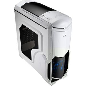 BOITIER PC  Aerocool BattleHawk Blanc/Noir