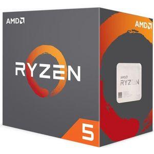 PROCESSEUR AMD Processeur Ryzen 5 1600X - 95W - 1,6GHz - Turb