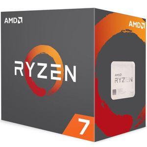 PROCESSEUR AMD Processeur Ryzen™ 7 1800X - 95W - 3,6GHz - Tur