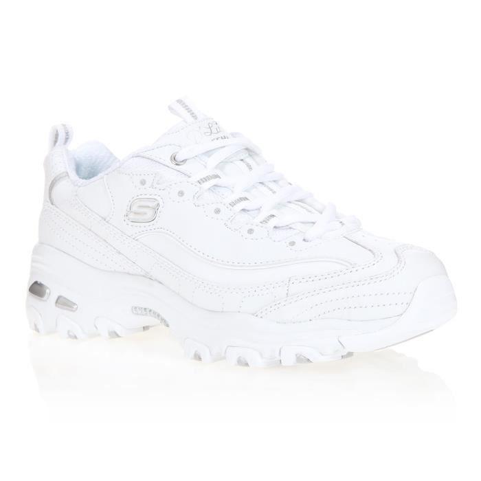 Sneakers Basses Femme Skechers DLites Fresh Start 11931-wsl