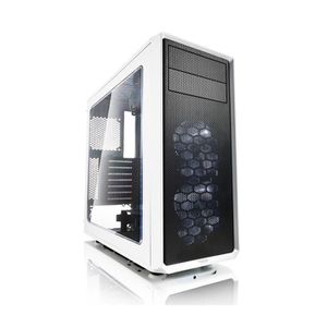 BOITIER PC  Fractal Design BT-FRA-FOC-G-WT-W - Boîtier PC Focu