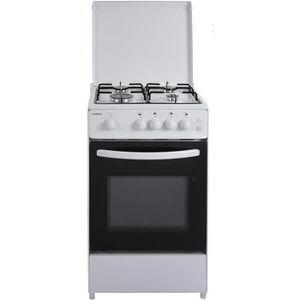 CUISINIÈRE - PIANO OCEANIC -  105WV2 - Cuisinière gaz - Blanc - 50x50