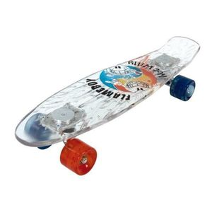 WORLD INDUSTRIES Skateboard Retro Cruiser Lumineux