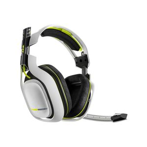 CASQUE AVEC MICROPHONE ASTRO GAMING A50 + MixAmp TX Dolby 7.1 Blanc compa