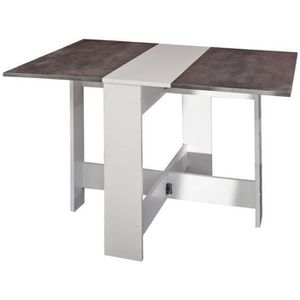 Table murale achat vente table murale prix canon for Table pliante murale 4 personnes