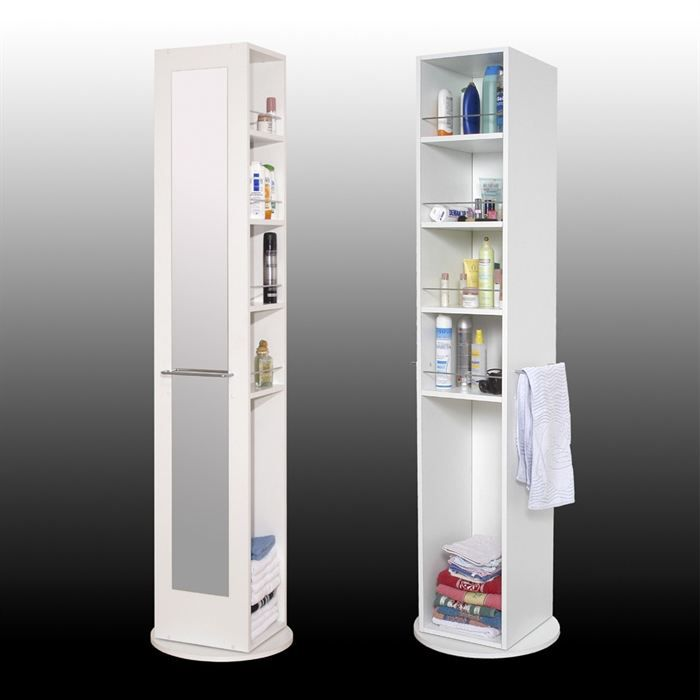gap colonne de salle de bain l 30 cm blanc achat vente colonne armoire sdb gap colonne. Black Bedroom Furniture Sets. Home Design Ideas
