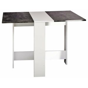 Table manger achat vente table manger pas cher for Table pliante gain de place