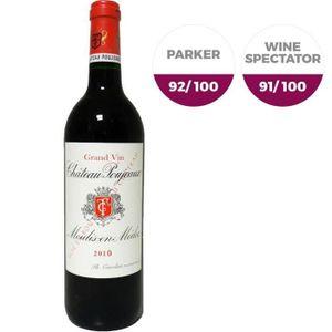 VIN ROUGE Château Poujeaux 2010 Moulis-en-Médoc - Vin rouge