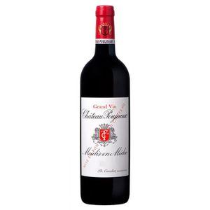 VIN ROUGE Château Poujeaux 2017 Moulis-en-Médoc - Vin rouge
