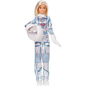 POUPÉE BARBIE Métiers Astronaute - 60ème Anniversaire - P