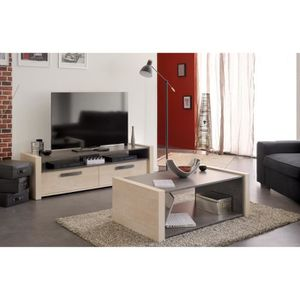 ensemble meuble tv et table basse achat vente ensemble. Black Bedroom Furniture Sets. Home Design Ideas