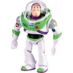 FIGURINE - PERSONNAGE Disney Toy Story -  Figurine Buzz Avec Visiere - F