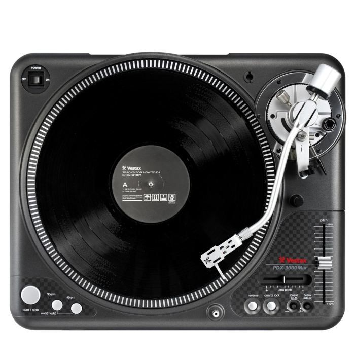 vestax pdx3m platine vinyle dj platine vinyle avis et prix pas cher cdiscount. Black Bedroom Furniture Sets. Home Design Ideas