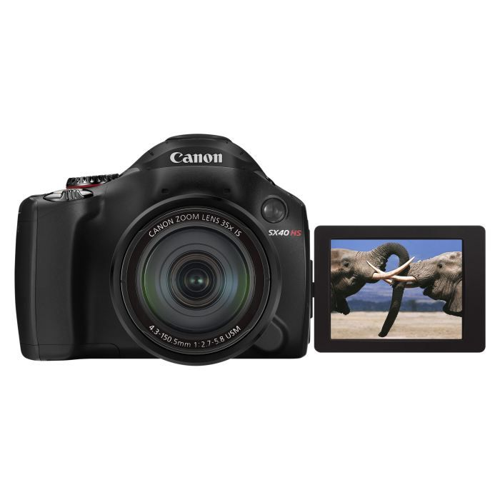 canon powershot sx40 hs appareil photo bridge achat vente appareil photo r flex cdiscount. Black Bedroom Furniture Sets. Home Design Ideas