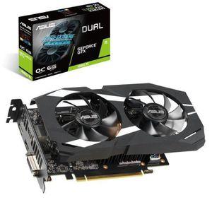 CARTE GRAPHIQUE INTERNE ASUS Carte graphique GeForce GTX 1660 Ti Dual O6G