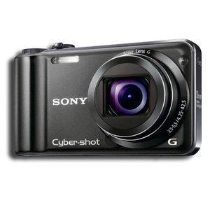 APPAREIL PHOTO COMPACT SONY Cyber-shot DSC-HX5V Noir