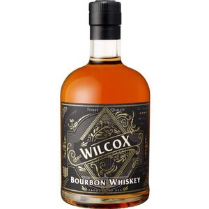 WHISKY BOURBON SCOTCH Wilcox Bourbon Whiskey 40% 70 cl