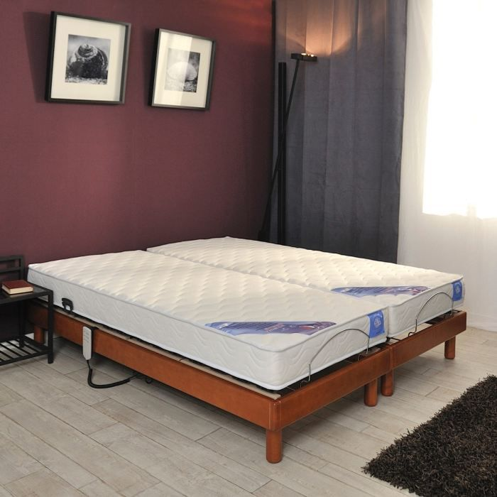 sahara matelas 2x80x200 cm latex equilibr 75kg m. Black Bedroom Furniture Sets. Home Design Ideas