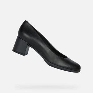 ESCARPIN GEOX Chaussures D New Annya Noir Femme