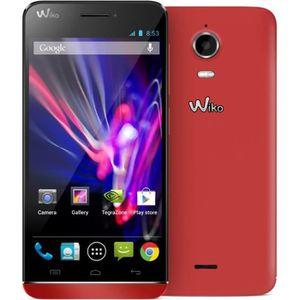 SMARTPHONE WIKO Wax Corail 4G