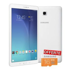 informatique r tablette tactile avec carte sim samsung