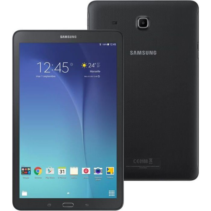 """TABLETTE TACTILE Tablette Tactile - SAMSUNG Galaxy Tab E 8 - 9,6"""" -"""