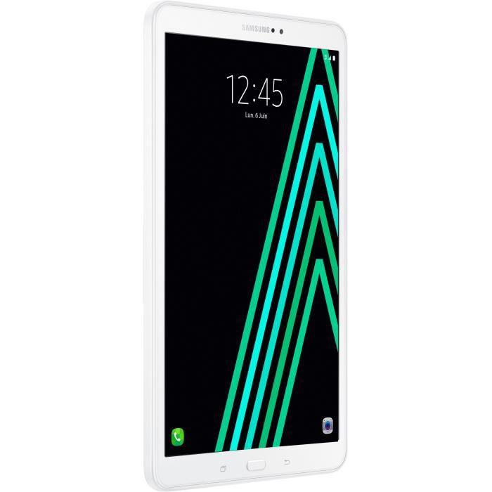 TABLETTE TACTILE SAMSUNG Tablette tactile Galaxy Tab A6 -  10,1 pou