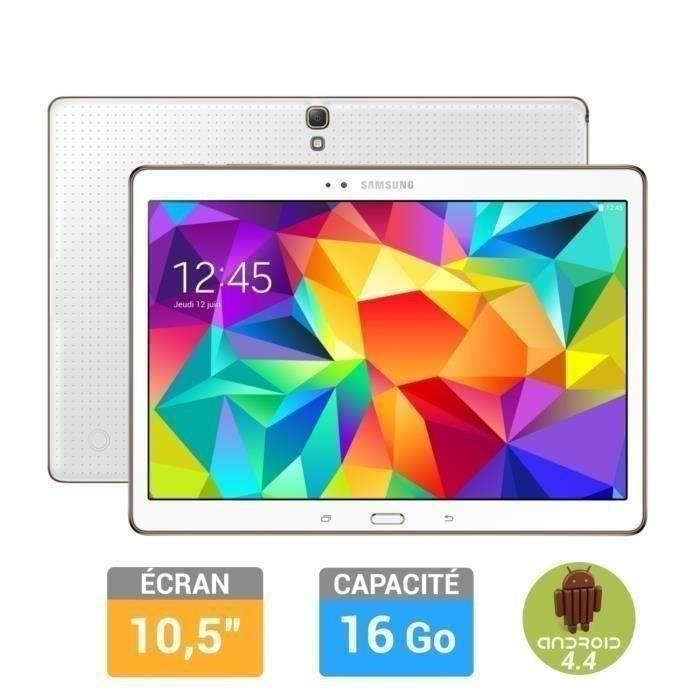 informatique tablettes tactiles ebooks samsung galaxy tab s  go f smtnzwaxef