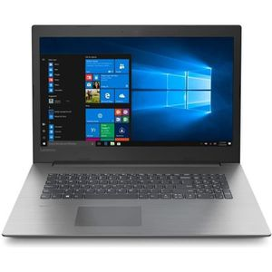 "Achat PC Portable Ordinateur Portable - LENOVO Ideapad 330-17AST - 17"" HD+ - AMD A4-9125 - RAM 4Go - Stockage 1To - AMD Radeon R3 - Windows 10 pas cher"