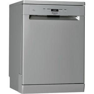 LAVE-VAISSELLE HOTPOINT HFC3C26X Lave - vaisselle posable - 14 co
