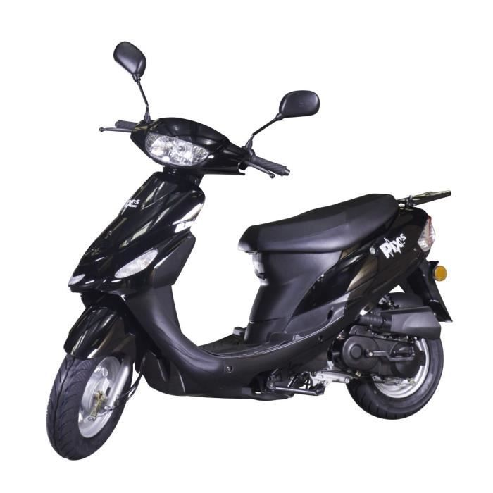 scooter 50cc beat box noir brillant cy50t 6 achat. Black Bedroom Furniture Sets. Home Design Ideas