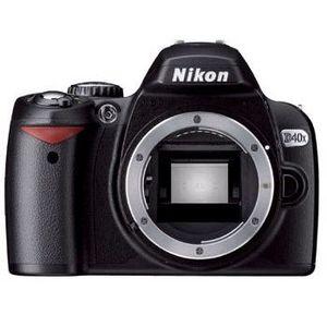 APPAREIL PHOTO RÉFLEX Nikon D40X