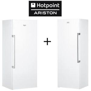 RÉFRIGÉRATEUR CLASSIQUE Pack HOTPOINT-ZHS6 1Q XRD-Réfrigérateur 1 porte-32