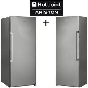 RÉFRIGÉRATEUR CLASSIQUE Pack HOTPOINT -ZHS6 1Q XRD-Réfrigérateur 1 porte-3