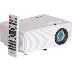 Vidéoprojecteur LTC VP1000-W Projecteur vidéo compact à LED - Dupl