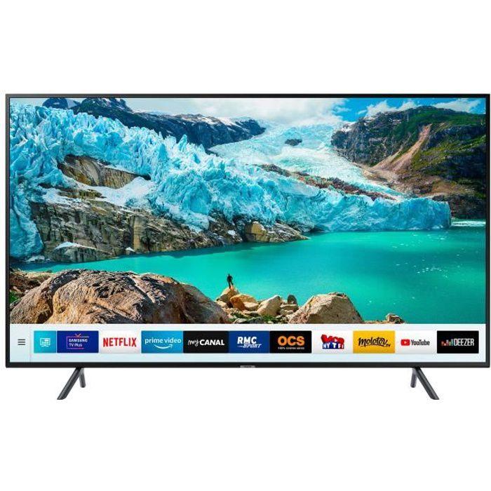 "Téléviseur LED SAMSUNG UE75RU7105 TV LED 4K UHD 189 cm (75"") - SM"