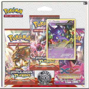 CARTE A COLLECTIONNER POKEMON Pack XY