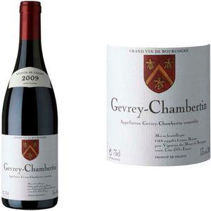 VIN ROUGE Gevrey Chambertin 2009 Vin rouge