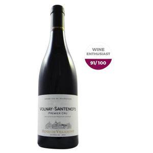 VIN ROUGE Volnay-Santenots  2012 Côtes de Beaune - Vin rouge